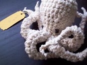 Kids Crochet Octopus
